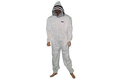 Pros Choice Best Beekeeping Beekeeper Suit Medium With Free Gloves Threadr