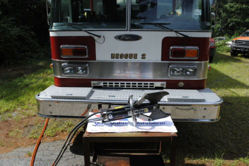 HURST JAWS OF LIFE HYDRAULIC CUTTER RESCUE TOOL