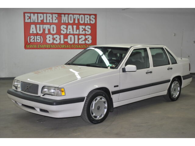 Image 1 of Volvo: 850 White YV1LS5511T1278498