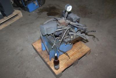 Nachi Oil Cooler Pump From Mazak Cnc Maybe Vqc 15 20 40 Inv28102