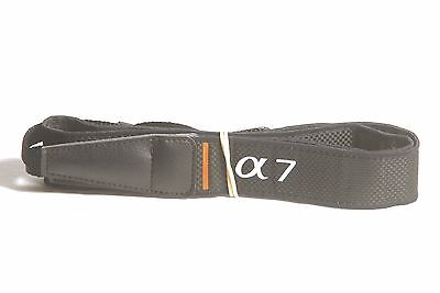 Sony Alpha A7 Genuine Camera Neck Strap For SLR / DSLR