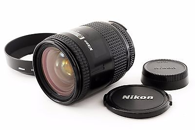 Nikon AF NIKKOR 28-85mm f/3.5-4.5 Wide ZOOM Lens **Excellent**  from Japan #004