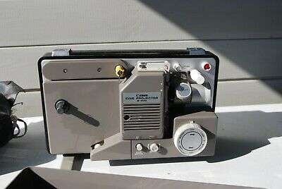 E1 Ancien appareil canon cine projector S400