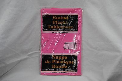 Unique, Plastic Table Cloth, 84