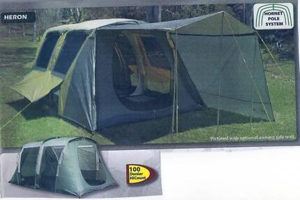 Heron Tent Sleeps 8 Buderim Maroochydore Area Preview