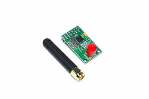 NRF905 433 868 915 Mhz Wireless Radio Transceiver Module Arduino Flux Workshop