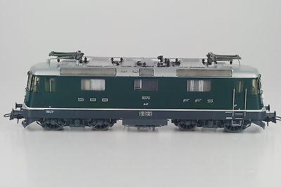 Roco 72419.1 SBB CFF FFS 4-achs ElektroLok Re 4/4 III grün DCC SOUND Ep4 NEU+OVP online kaufen