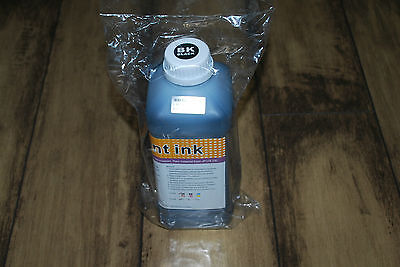 Eco Solvent Ink For Roland Mimaki Mutoh Printers Black 1 Liter