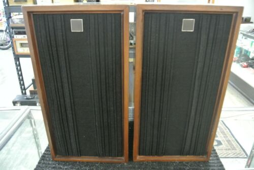 Pair of Rare Vintage Magnavox S8753 Speakers Tested and Working 8 Ohms