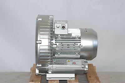 Regenerative Blower 2.0 Hp 150 Cfm 56h2o Press 220480v3ph Goorui 1d7 34 1r5