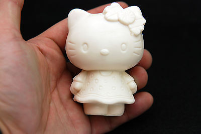 Kitty#1, Silicone Mold Chocolate Polymer Clay Jewelry Soap Melting Wax Resin