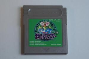 Pokemon Green Japan Import Gameboy/Gameboy Color Game Japanese
