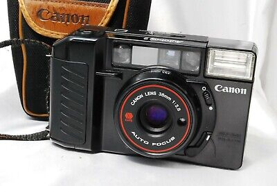 【N MINT】Canon Autoboy 2 AF35M II 35mm Film Camera Point &Shoot from Japan A054