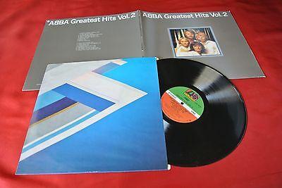 "Abba Greatest Hits Vol. 2 Original 12"" 1979 Import Canada Gatefold Record Vinyl"