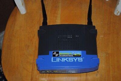 Asus Wireless Broadband (Linksys WRT54G  V2.0 Wireless-G Broadband Router  Ver 2.0 )