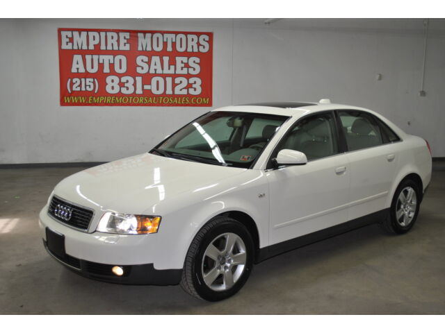 Image 1 of Audi: A4 White
