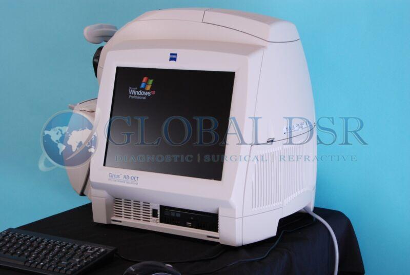 Zeiss Cirrus 4000 Spectral Domain OCT-HD