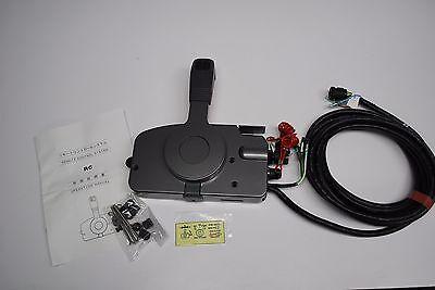 Tohatsu Nissan Outboard Remote Control Box 8M0046402 802616A02 SW1 w Harness