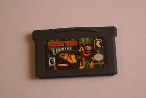 Donkey Kong Country - GBA Gameboy Advance Game - SNES Re-make!