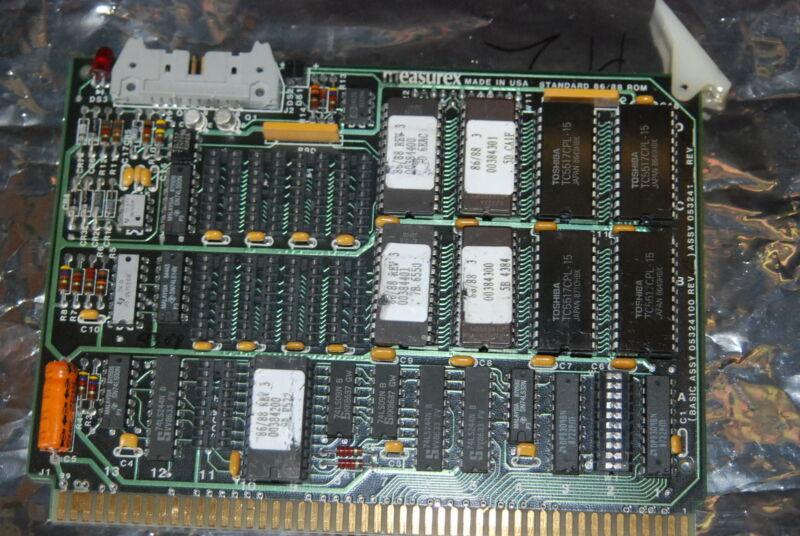 Measurex, 05324100 RevC, 05324108 Rev C,   PCB