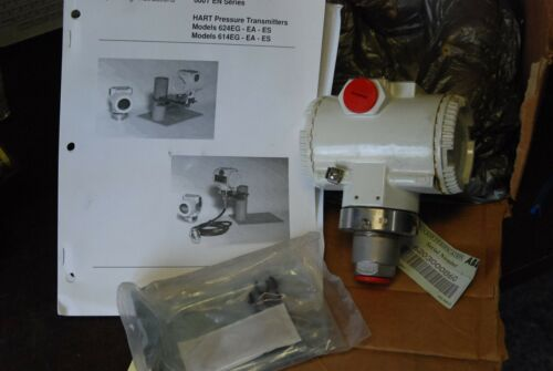 ABB Hart 600T-EN Series, 624EG-F21020G8111 Pressure Transmitter, New in Box