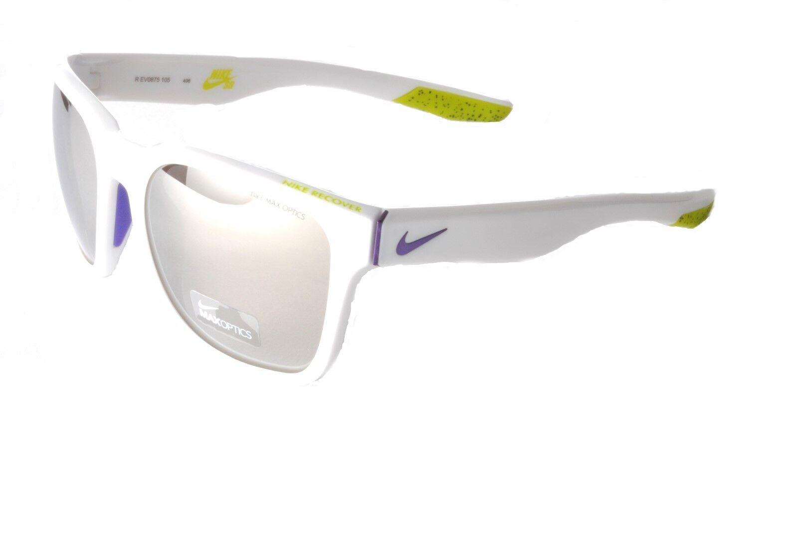 340830546e98 Nike Recover R EV0875 105 White Dark Concord Smoke Silver Flash Lens ...