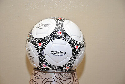 1Adidas Match Ball Of FIFA World Cup 1996- Leather Football-Size 5