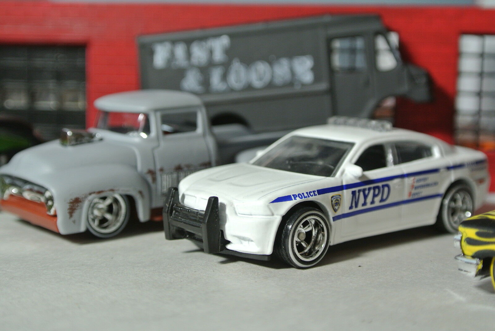 Fast & Loose Diecast Cars