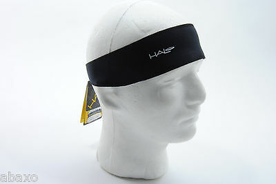 Halo II Pullover Cycling Headband with Sweat Block Seal Black