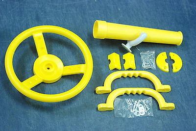 Swingset Accessory Kit, Playground Kit,playset,toy Accessories,, telescope,wheel - Playground Kit