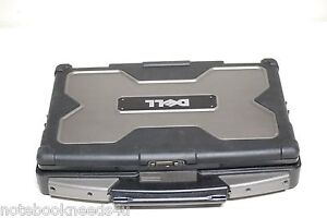 Dell XFR D630 Core 2 Duo Rugged Laptop 3gb 250g Win Xp Pro SP3 DVDRW Serial Port
