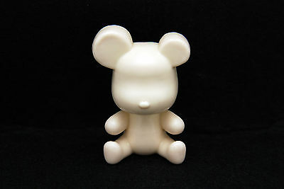 Lovely Bear S, Silicone Mold Chocolate Polymer Clay Jewelry Soap Melting Wax