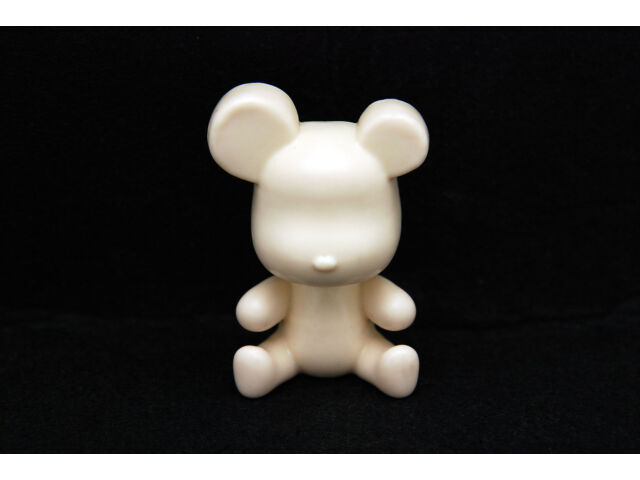 Lovely Bear S, Silicone Mold Chocolate Polymer Cla