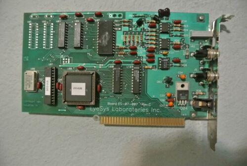 EYESYS LABORATORIES ISA PCB BOARD ES-07-007 REV C