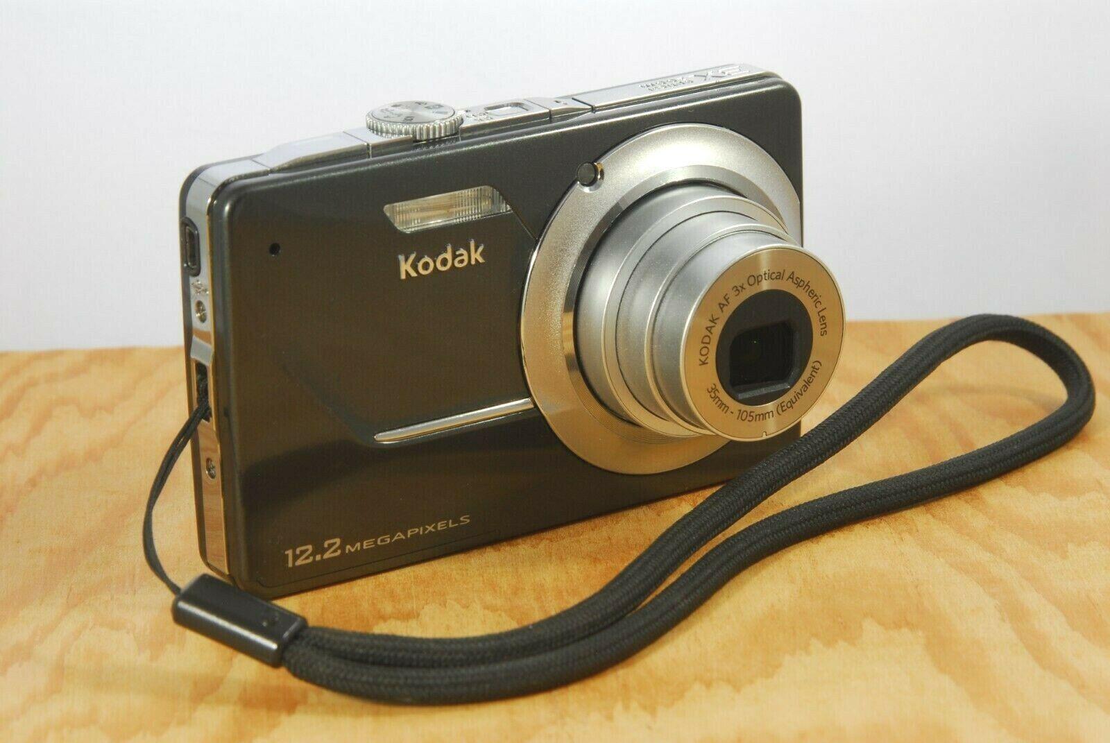 модели фотоаппарат кодак гафту