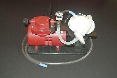 Medical Industries America Mia 601 Suction Pump Surgical Aspirator W Warranty