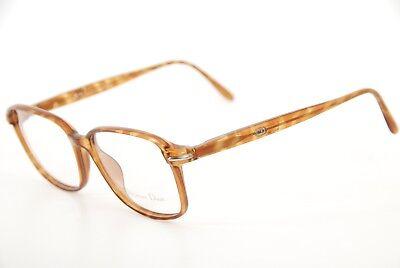New Authentic Vintage Chrisitan Dior 2049 12R Tortoise 56mm Frames Eyeglasses RX