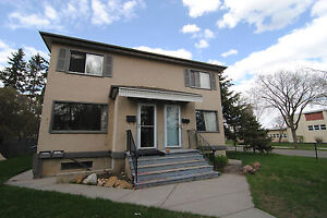 11302-109A Avenue - 1 Bedroom Lower Suite Near Downtown!