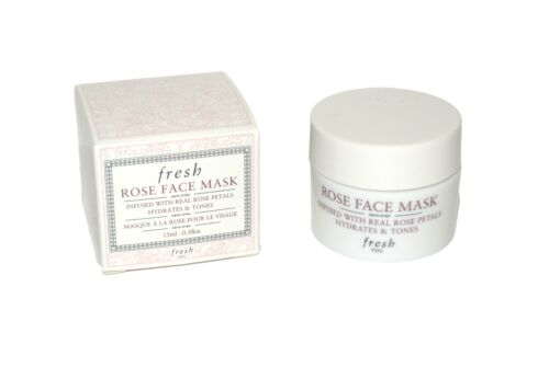 Fresh Rose Face Mask Infused with Real Rose Petals 0.5 fl.oz