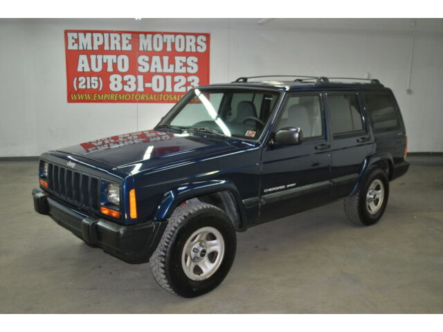 Image 1 of Jeep: Cherokee Blue