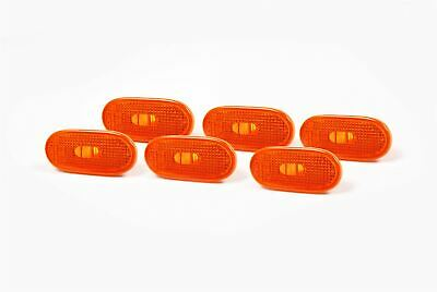 Vw Crafter Side Amber Orange Marker Lens Light Reflector LED 2006 Onwards 6