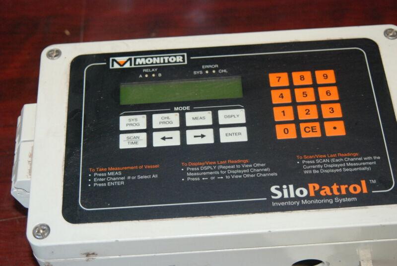 SiloPatrol MHI, 6-8611-81, Interface, 115v,   Used