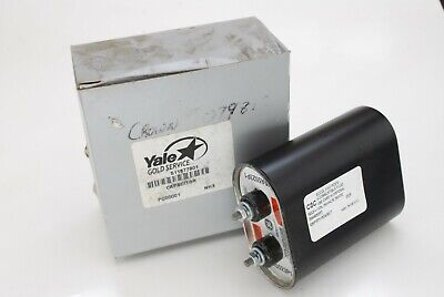 New Ge 259a9053p2 Capacitor For Forklift Crown Yale