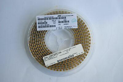 Avx Tantalum Capacitor Tpse337k010r0100 330uf 10v E Case Low Esr 15pcs