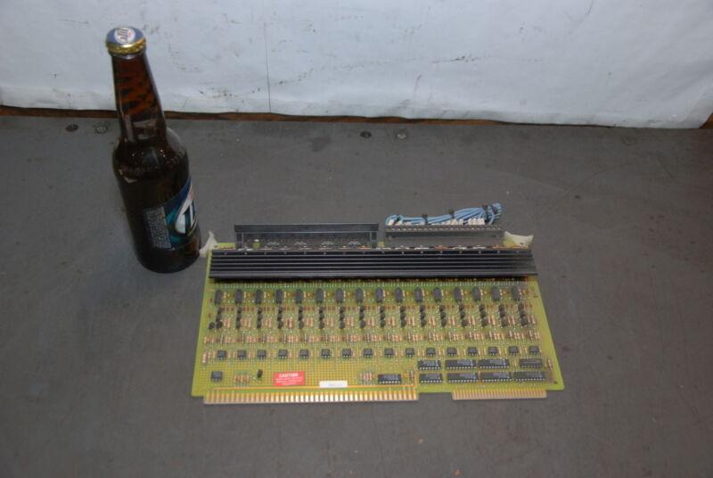 Cincinnati injection molder board HDCO 3-531-4590A,39921080 INV=28910