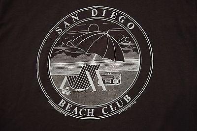 VTG SAN DIEGO BEACH CLUB MEDIUM FITS LIKE A SMALL