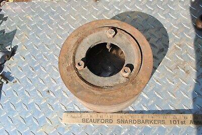 Original Fairbanks Morse Type H Hit Miss Gas Engine Cast Iron Belt Pulley
