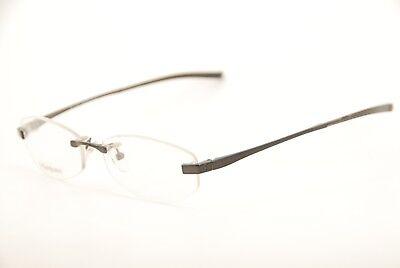 New Authentic Yves Saint Laurent YSL 2053 3FZ Dark Grey 54mm Eyeglasses RX