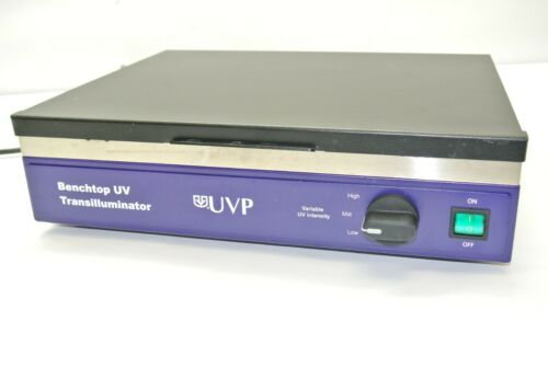 UVP Benchtop Variable Transilluminator M-26XV 95-0413-01 8W 302nm UV