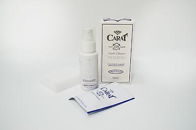 Carat premium suede cleaner 60ml/nubuck